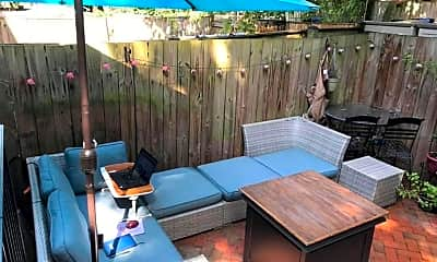 Patio / Deck, 1723 Cameron St, 2