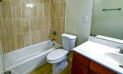 Bathroom, The Forum Apartments & Health Club, 2