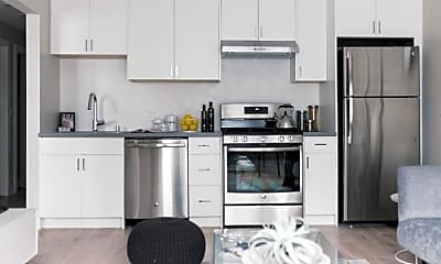 Kitchen, 1668 Washington St, 2