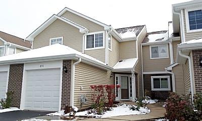 Building, 831 E Addison Ave, 0