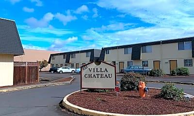 Community Signage, 935 NW Hobart Ave, 1