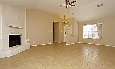 Living Room, 7219 Blanco Pines Dr, 1