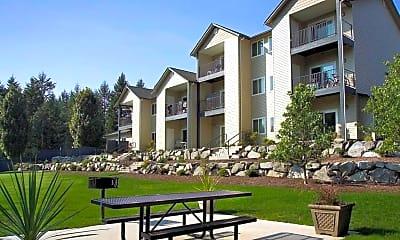Building, Nisqually Ridge Apartments, 0