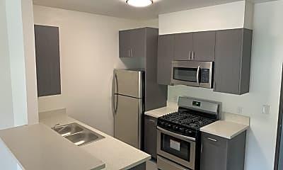 Kitchen, Monarch Apartments, 0