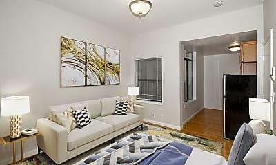 Bedroom, 400 Shrader St, 1