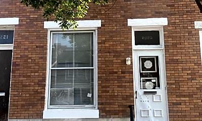 Building, 2223 W Fayette St, 0