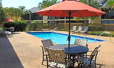 Pool, 9434 SW 8th St, 1