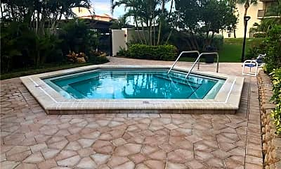 Pool, 320 Island Way 105, 1