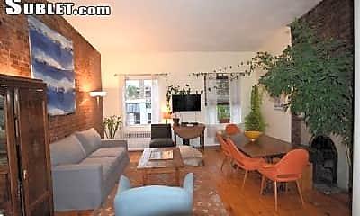Living Room, 210 E 11th St, 0