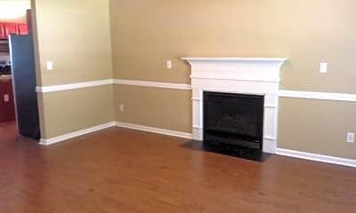 Living Room, 2017 Maybrook Drive, 1