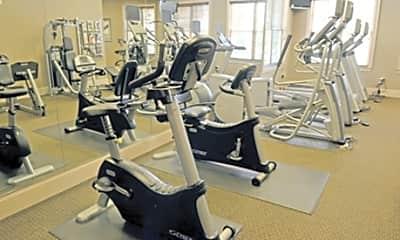 Fitness Weight Room, Walton Ashwood, 2
