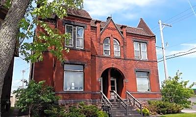 Building, 1517 John Ave, 1