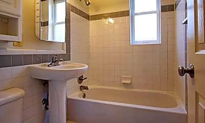 Bathroom, Gates of Ballston, 2