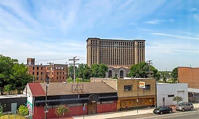 Building, 2100 Michigan Ave, 0