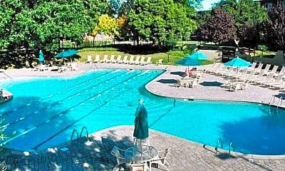 Pool, 817 N Humboldt St 411, 1