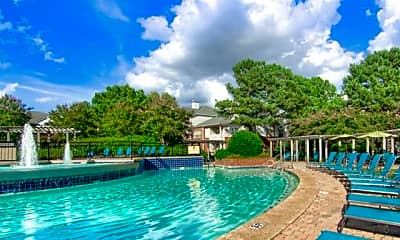 Pool, Enclave at Wolfchase, 1