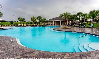 Pool, 1115 Lycaste Dr, 1