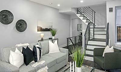 Living Room, 2522 Nicholas St, 1