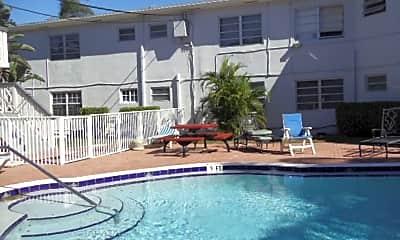 Pool, 4401 NE 21st Ave, 1