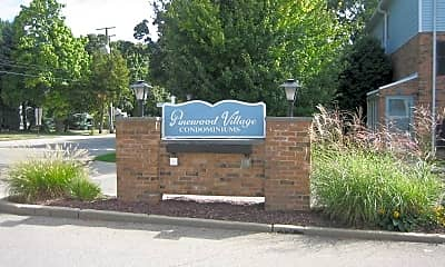 Community Signage, 212 Pinewood Dr, 0