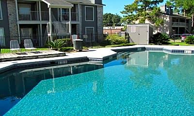 Pool, Brooke Hollow Condominiums, 0
