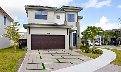 Building, 8833 NW 160 Terrace 8833, 0