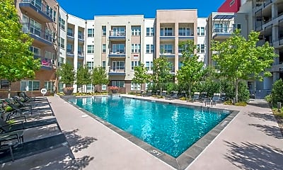 Pool, South Side Flats, 0