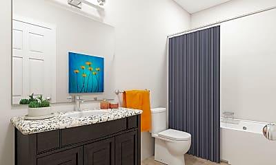 Bathroom, Latitude 41, 2