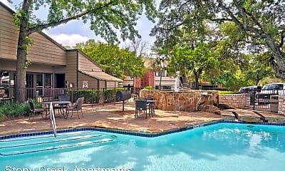 Pool, 4911 Menchaca Road, 1