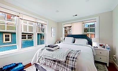 Bedroom, 54-56 Athol St., #2, 2