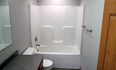 Bathroom, 4626 Madison Ave, 2