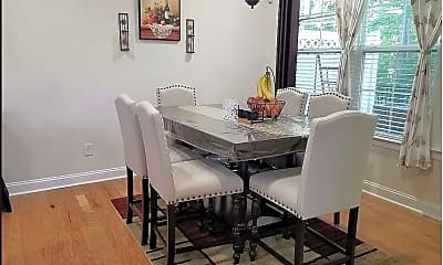Dining Room, 1104 Midvale Ave, 2