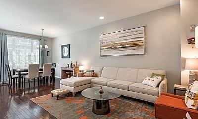 Living Room, 833 Lexington Cir E, 1