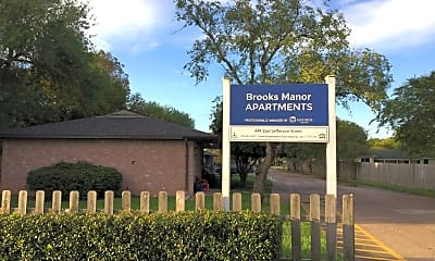 Brooks Manor Apartments, 1