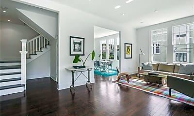 Living Room, 1723 Valmont St, 1