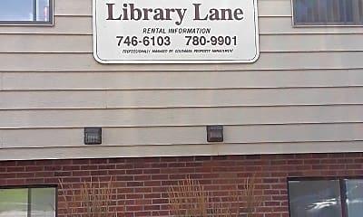 Library Lane, 1