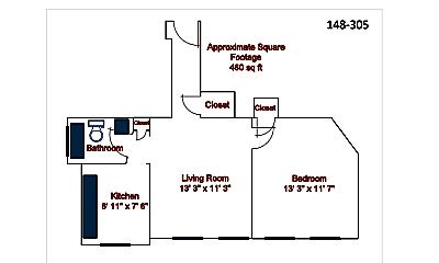 Building, 148 Kensington Ave, 1