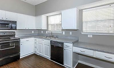 Kitchen, Bel Air Willow Bend, 2