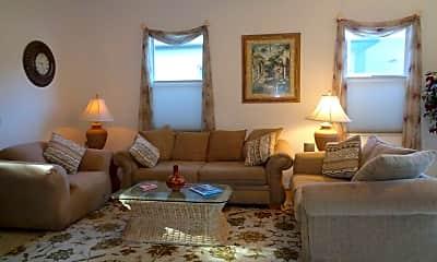 Living Room, 110 Cll Del Paradiso, 1