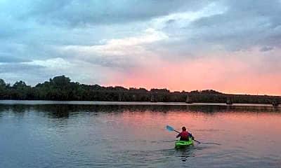 Lake, Wilder Ridge, 2