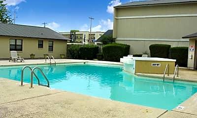Pool, Three Corners, 0