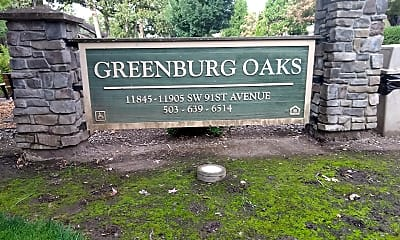 Greenburg Oaks, 1
