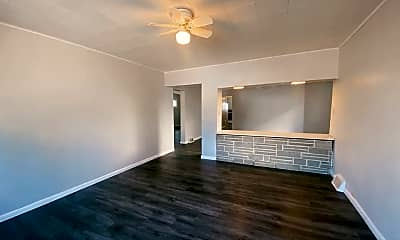 Living Room, 1330 Pritchard St, 0