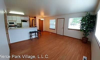 Living Room, 5445 N Pierce Park Ln, 0
