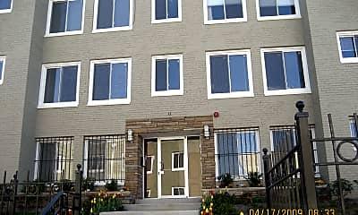 Building, 36 T St NE, 1