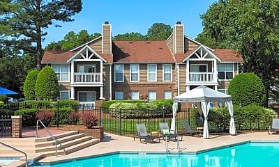 Pool, Canopy at Baybrook, 1