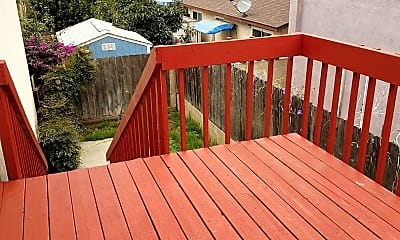 Patio / Deck, 1864 Donax Ave, 2