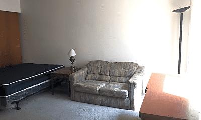 Living Room, 509 E Clark St, 1