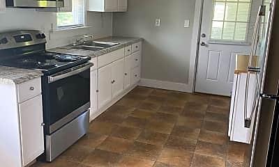 Kitchen, 34 Carroll St, 1