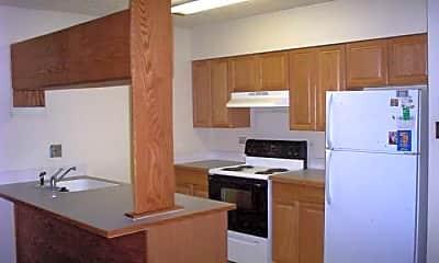 Kitchen, Monaco Parkway, 2